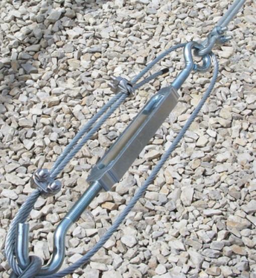 Çelik Halat Gerdirme Çeşitleri